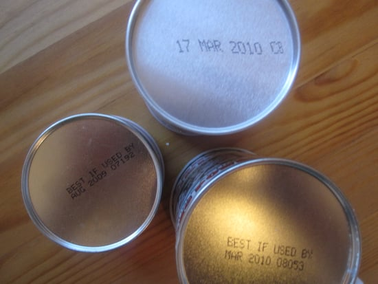 Check the Expiration Date on Baking Powder