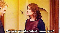 Their musical taste is diverse because they'll listen to any and all Canadian singers.