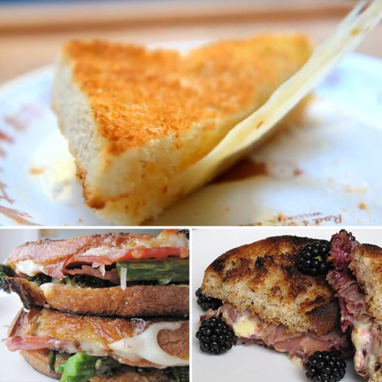 12 Gooey Grilled Cheese Sandwich Recipes