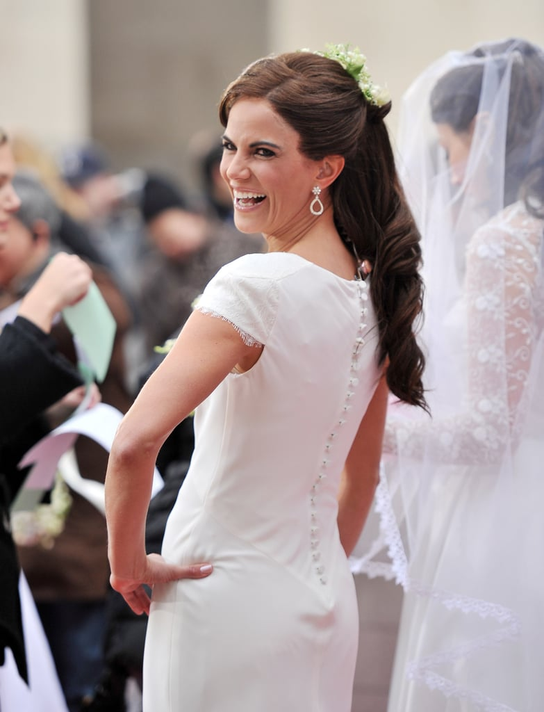 Natalie Morales as Pippa Middleton.