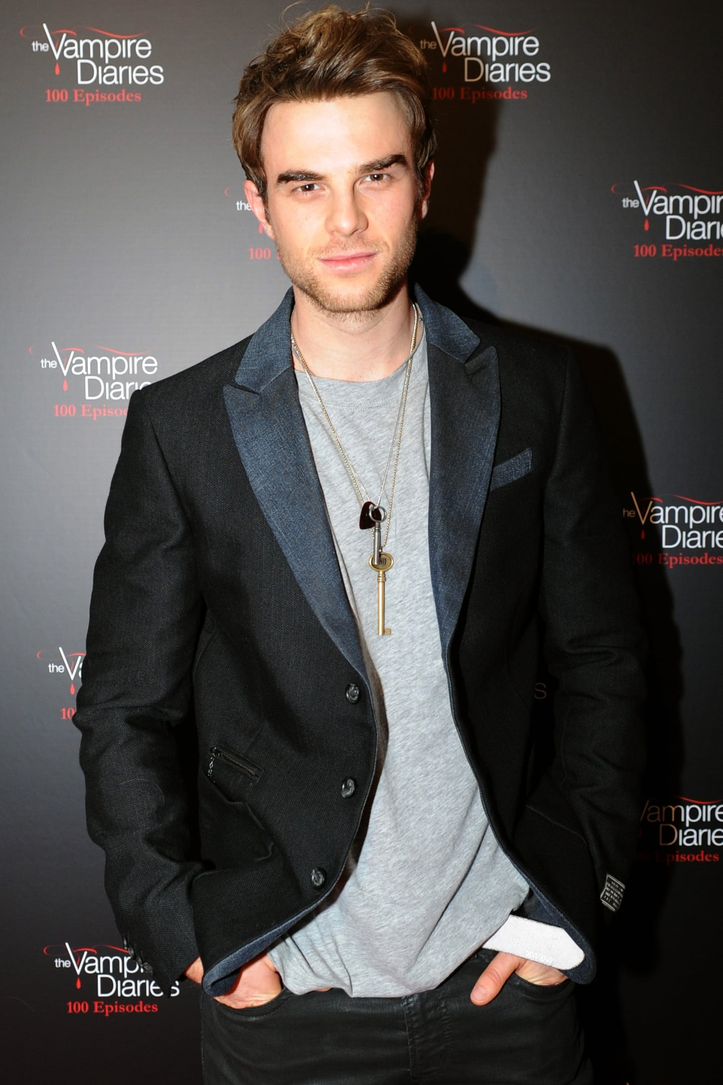 """Nathaniel Buzolic will play David Hayden, """"a shapeshifter from one of the ruling monster families who's been living as a human, having given up the monster life years ago."""" If he looks familiar, it's because he's Kol from The Vampire Diaries!"""