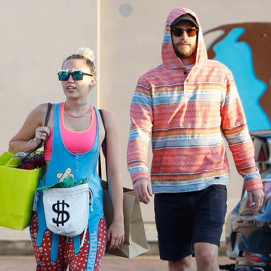Miley Cyrus Not Wearing Engagement Ring With Liam Hemsworth