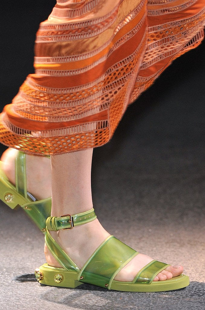 Sheer: Givenchy Spring 2014