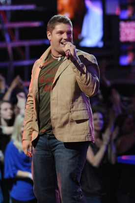 Michael Sarver Talks About His Elimination from American Idol