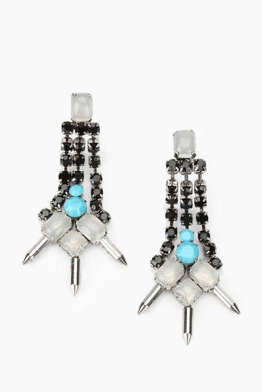 Casual enough for your everyday, but with enough glitz to dress up an evening ensemble, these Urban Outfitters Sweet Scandal chandelier earrings ($17) could quickly become a favorite in your jewelry box.
