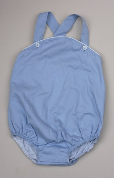 Infant Bubble in Blue ($42)