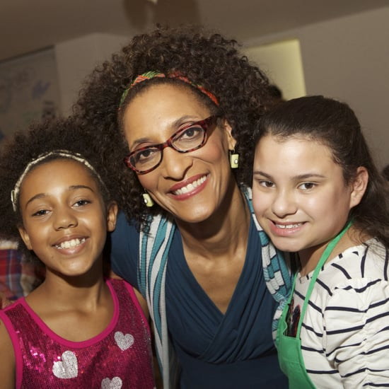 Superchef Kids Carla Hall Interview