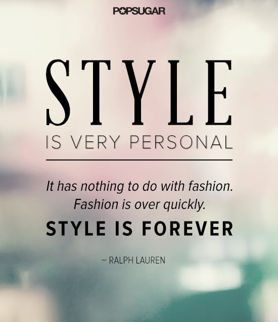 They say diamonds are forever, so why not the same for style?