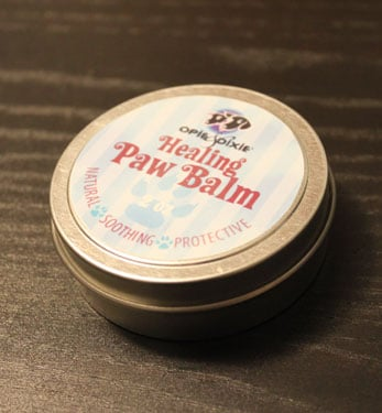 Opie and Dixie's Healing Paw Balm