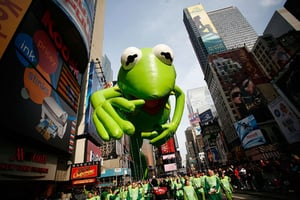 Will Your Tots Watch The Macy's Thanksgiving Day Parade?