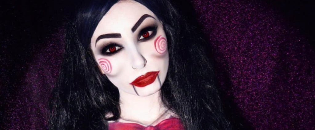 You Won't Be Able to Sleep After Seeing These Horror Movie Makeup Looks