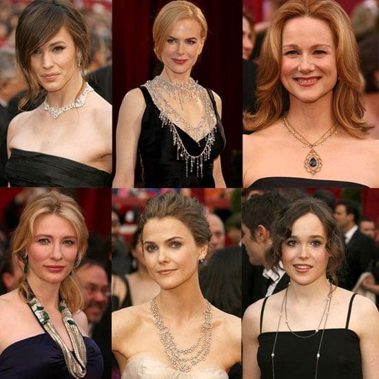 Oscars Trend: Knockout Necklaces