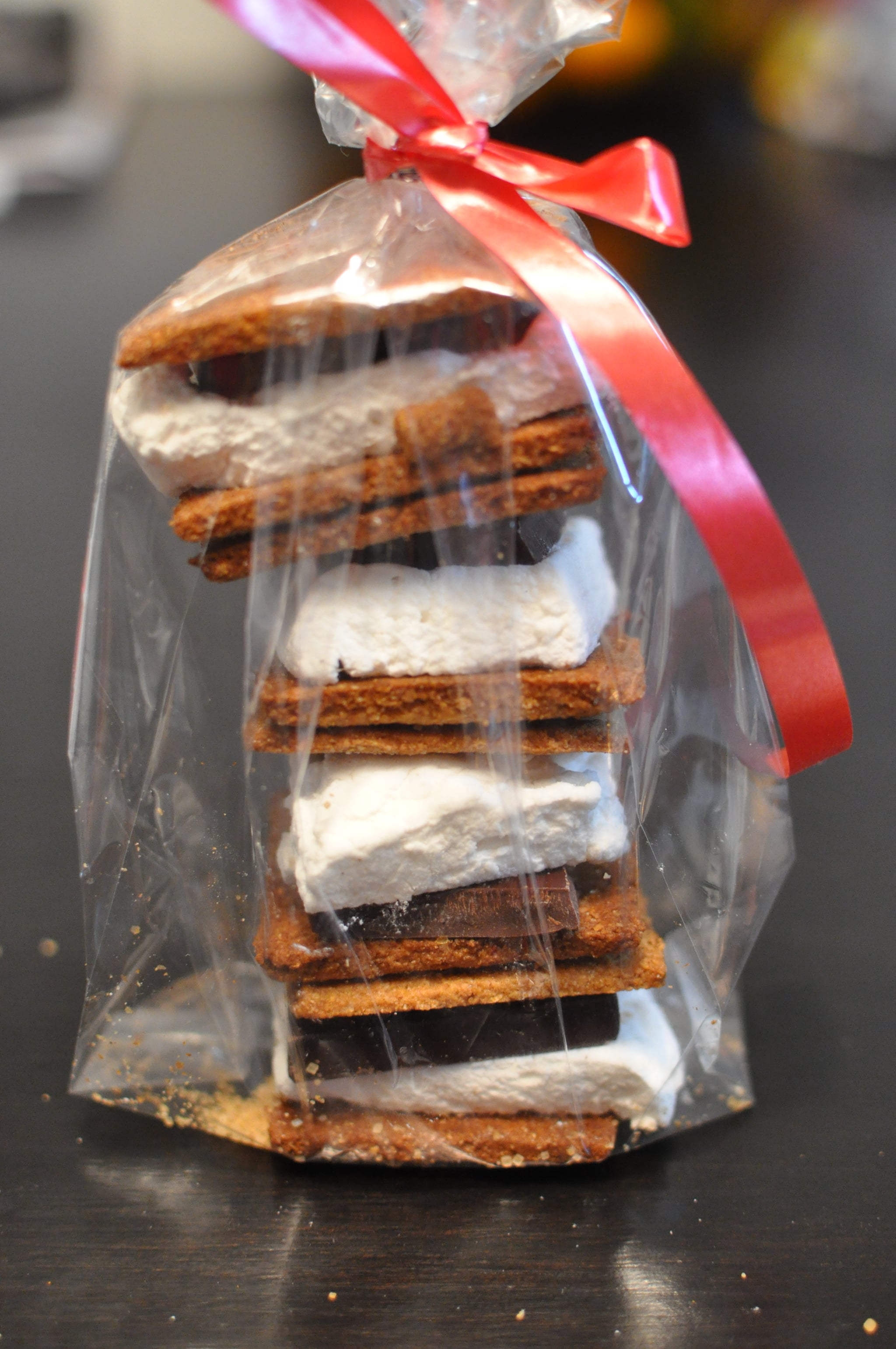 12 Days of Edible Gifts: Homemade S'Mores