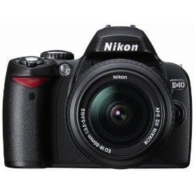Nikon D40 ($462)