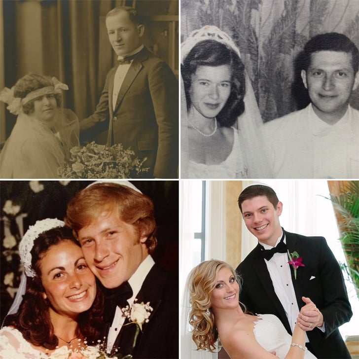 Bride Becomes Fourth Generation to Carry On Wedding Tradition