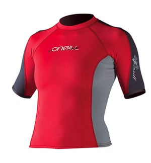 Get Your Butt in Gear: UV Rash Guard by O'Neill