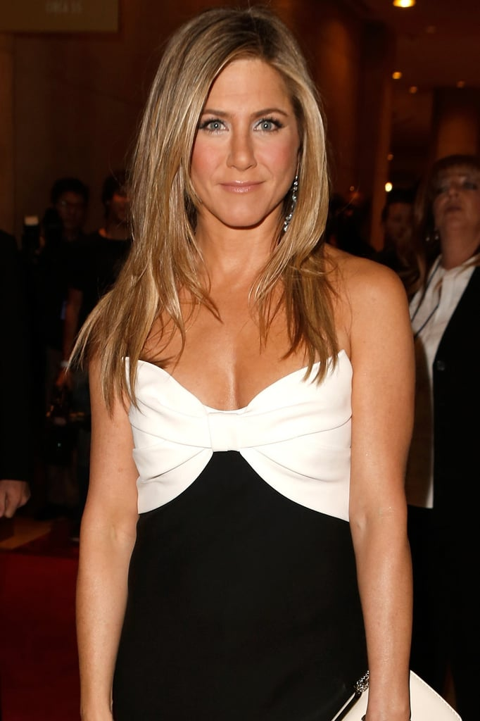 Jennifer Aniston joined Funny That Way, a comedy with an ensemble that includes Owen Wilson, Jason Schwartzman, Brie Larson, Kathryn Hahn, Eugene Levy and Cybill Shepherd.