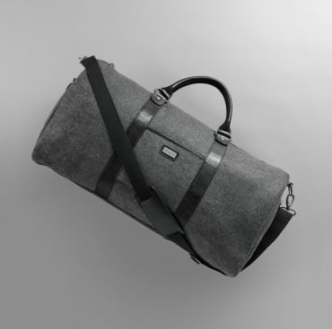 Kenneth Cole New York Wool Duffel ($250)