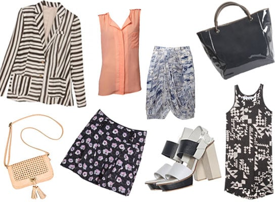 Sort your City-Bound Summer Holiday Style With Our Chic Packing Shopping Guide
