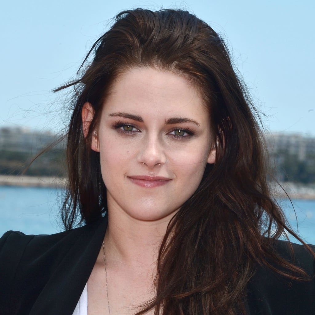 Kristen Stewart at the On the Road Photocall