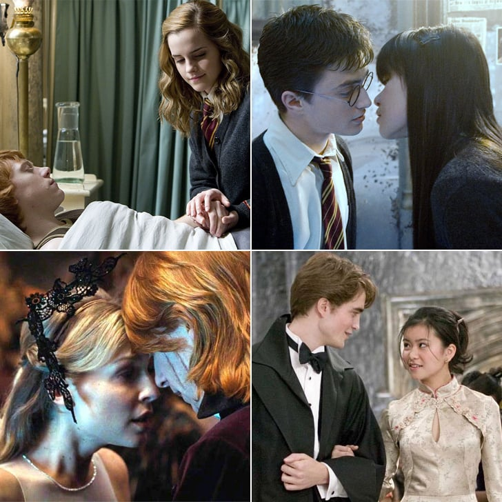 32 Ways Harry Potter Taught Us the Magic of Love