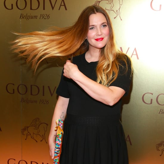 Drew Barrymore at Godiva's 90th Anniversary Pictures 2016