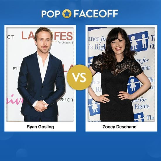 Celebrity Game Show For PopSugar 100 (Video)
