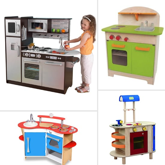 Stir It Up! Cute Wooden Play Kitchens For Kids