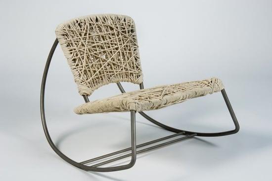 Etsy Find: Mecedora Low Rocking Chair