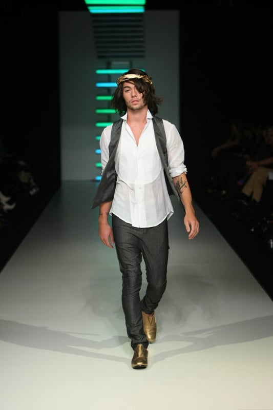Australia Fashion Week: Illionaire
