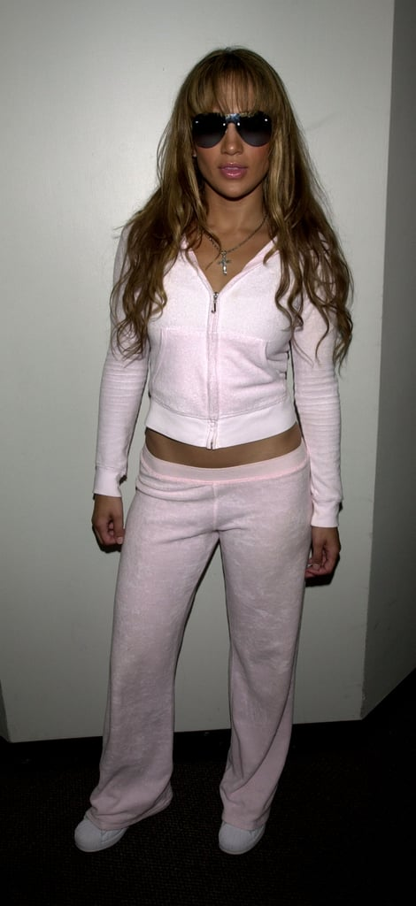 And Juicy Couture Sweatsuits