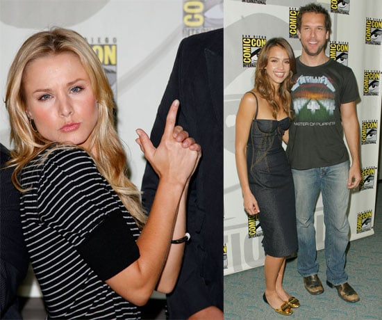 Jessica & Kristen Cute Up Comic-Con