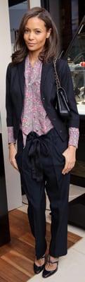 Celeb Style: Thandie Newton