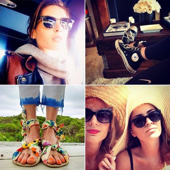 Old Trends Die Hard on Instagram