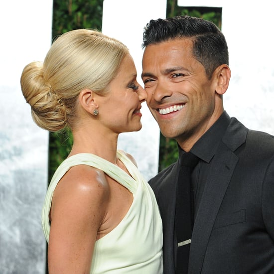 Kelly Ripa and Mark Consuelos Cute Pictures