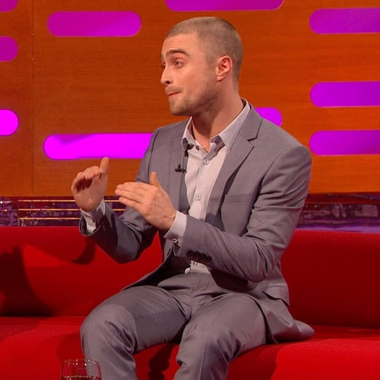 Daniel Radcliffe Discusses Mean Fans