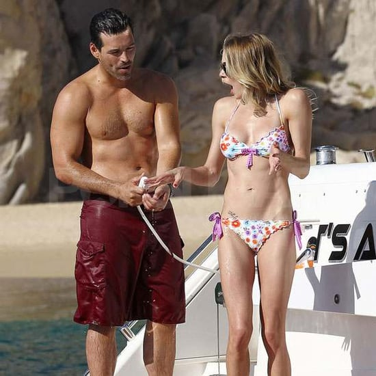 LeAnn Rimes Bikini and Eddie Cibrian Honeymoon Pictures