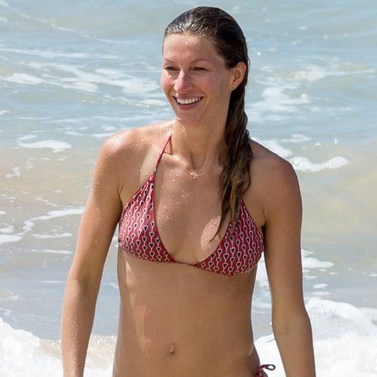 Gisele Bundchen Bikini Pictures