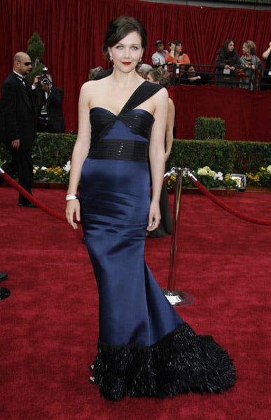 Oscars Red Carpet Trend: The Blue Belles of the Ball