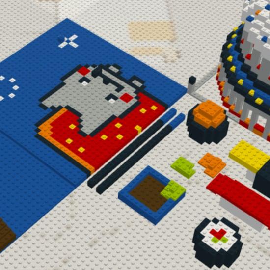 Build Legos Online