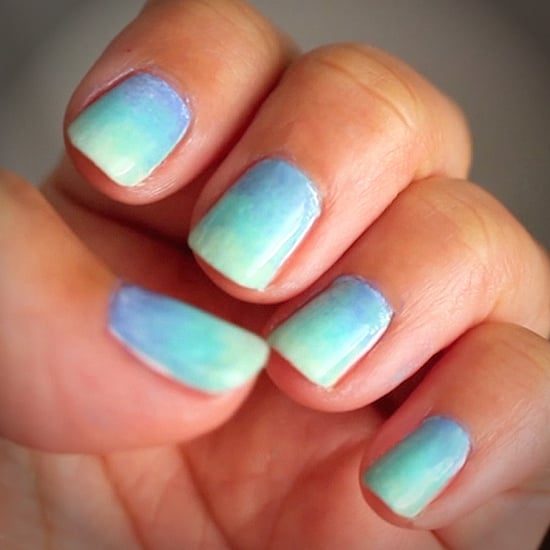 This Ombré Nail Art Has Us Dreaming of Summer Holidays