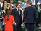 At the 2015 Wimbledon Tennis Championship, the royal couple met Josh Hartnett and his pregnant girlfriend, Tamsin Egerton.