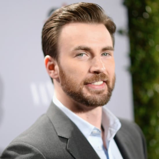 Chris Evans Hot Pictures