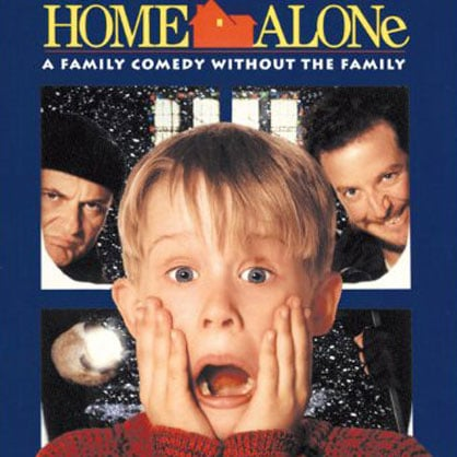 Home Alone Holiday Party