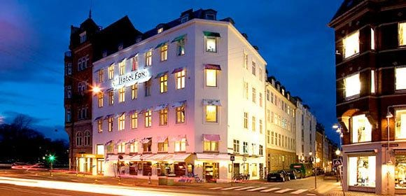 Home Away From Home: Denmark's Hotel Fox