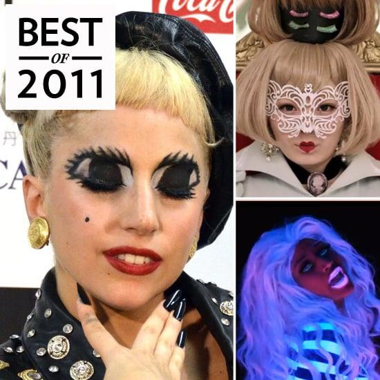Lady Gaga 2011 Makeup, Plus Nicki Minaj, Ke$ha, and More
