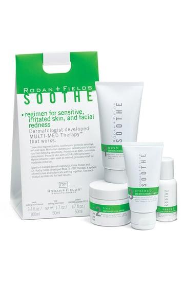 A Soothing Skincare Regimen