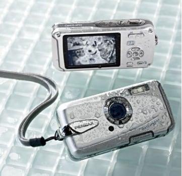 Pentax Waterproof Camera