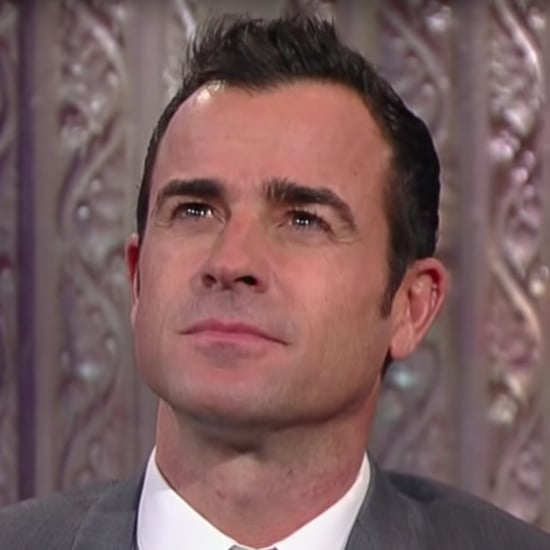 Justin Theroux on The Late Show With Stephen Colbert 2015