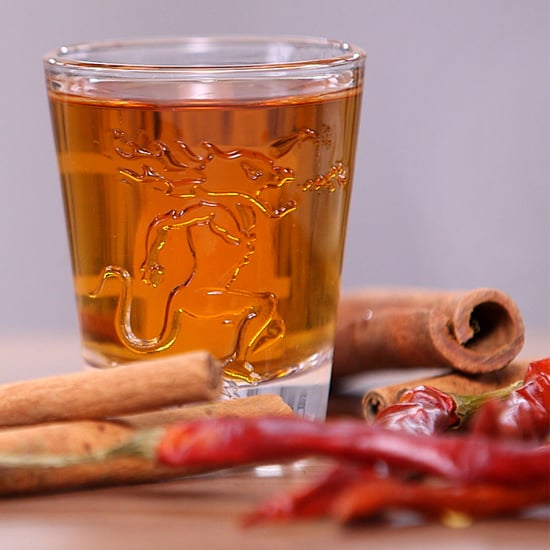 Homemade Fireball Recipe